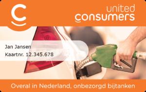 UnitedConsumers tankkaart