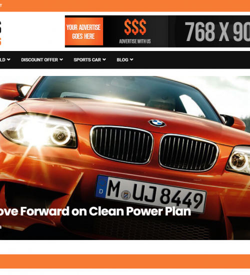 Webdesign Cars Bangkok Thailand