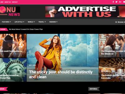 Webseiten fuer Mode & Lifestyle Magazine & Blogger