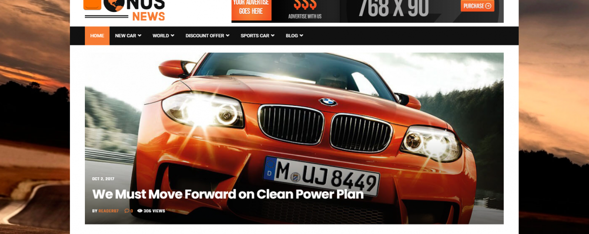Webseiten fuer Auto-zeitschriften Magazine und Zubehoer