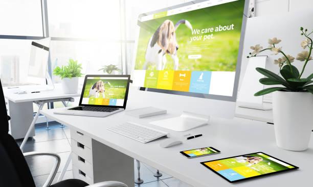 Webdesigner moderne Webseiten erstellen