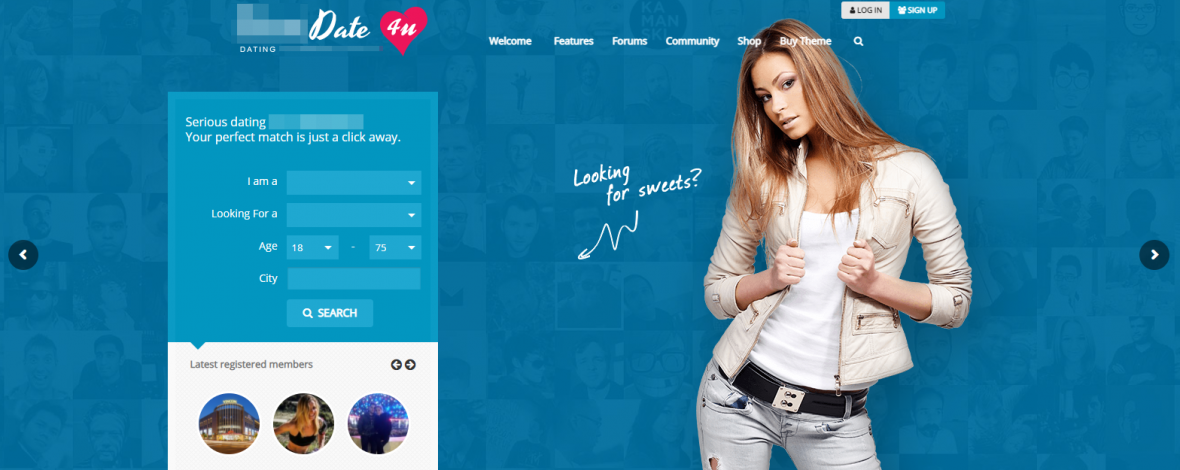 Webseiten fuer Datings und Partnervermittlungen
