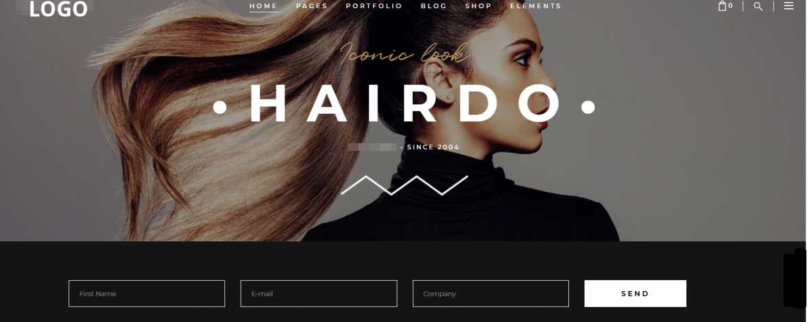Webseiten fuer Friseure & Kosmetikstudios
