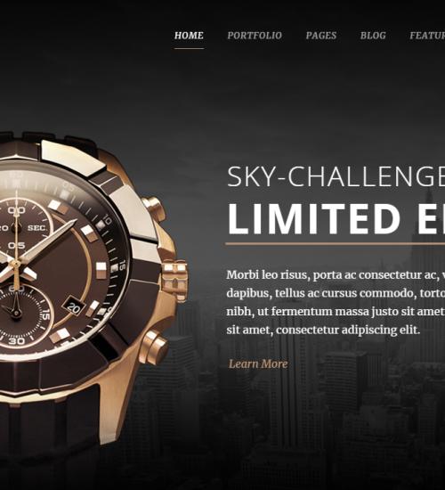 Webseiten fuer Luxusprodukte
