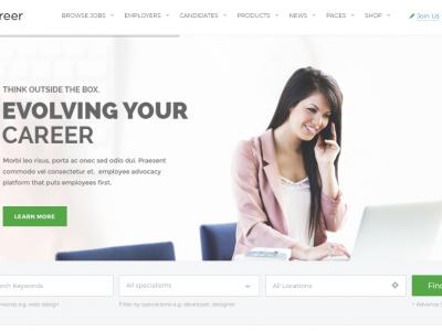 Webseite fuer Arbeitsvermittler Personalvermittler