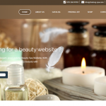Webseiten fuer Wellness Spa Massagen