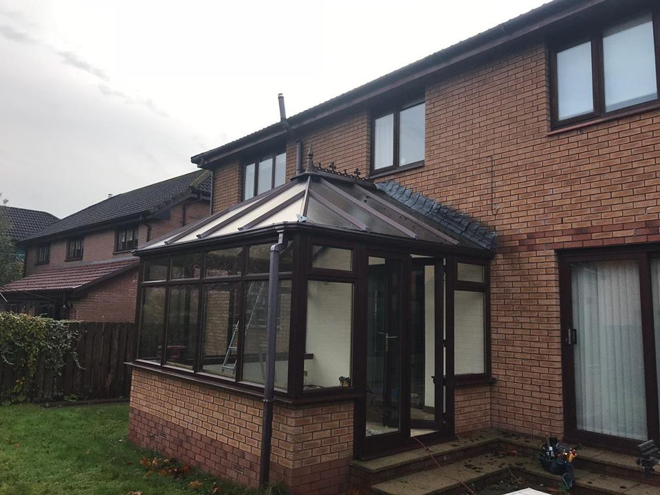 Conservatory 4 Before