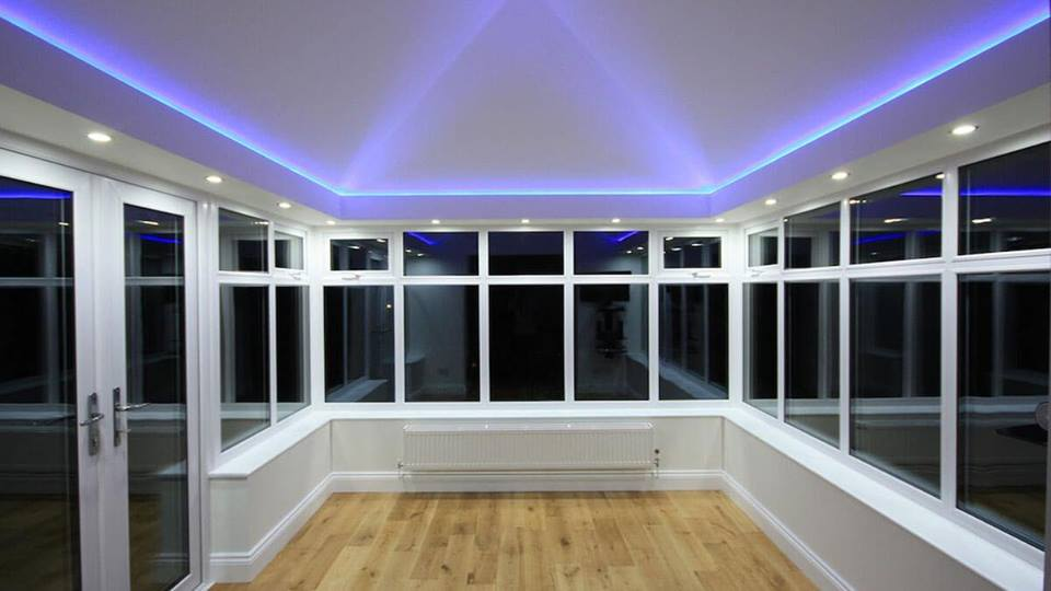Conservatory 6 Internal Lights