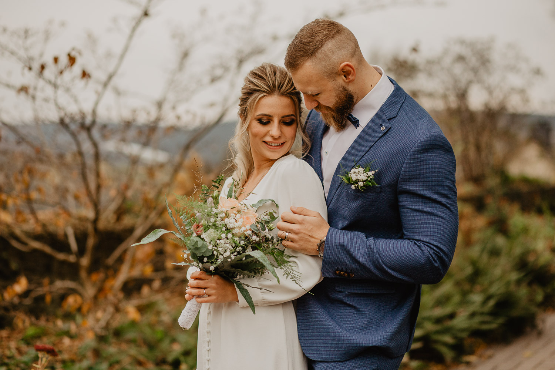 Hochzeitsfotograf Siegen - Brautpaarfotos - Hochzeitsfotos in Siegen Standesamtliche Trauung