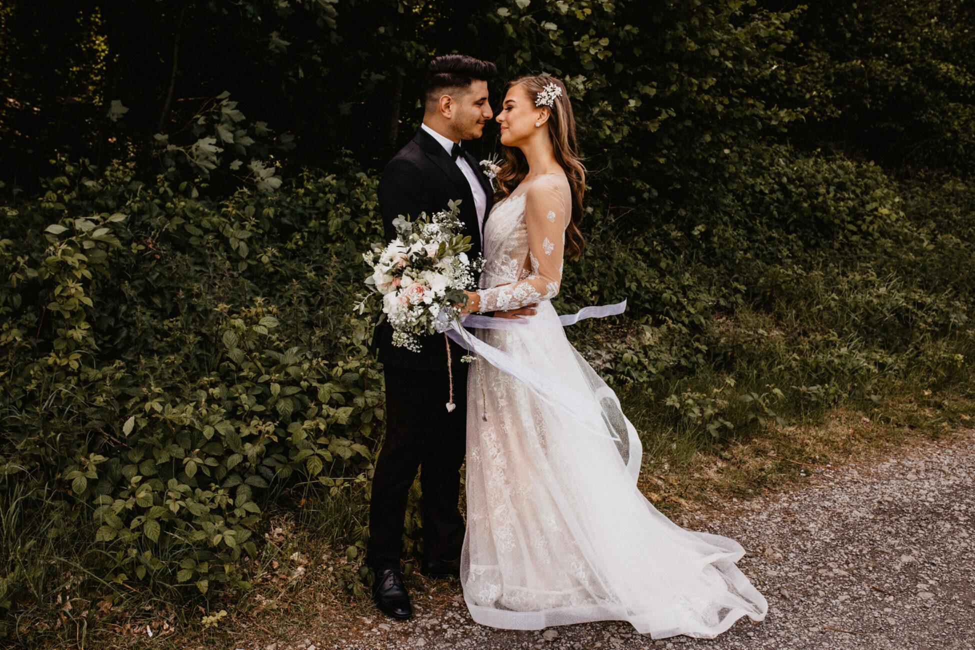 Hochzeitsfotograf Lüdenscheid - Brautpaarshooting