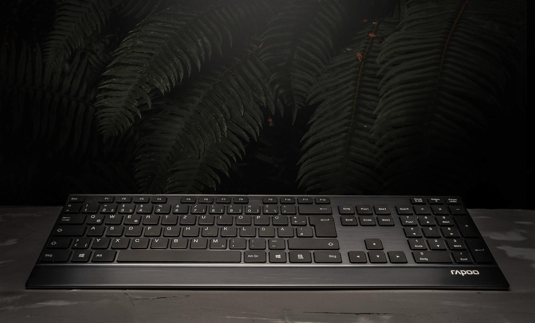 Produkftotograf Tastatur