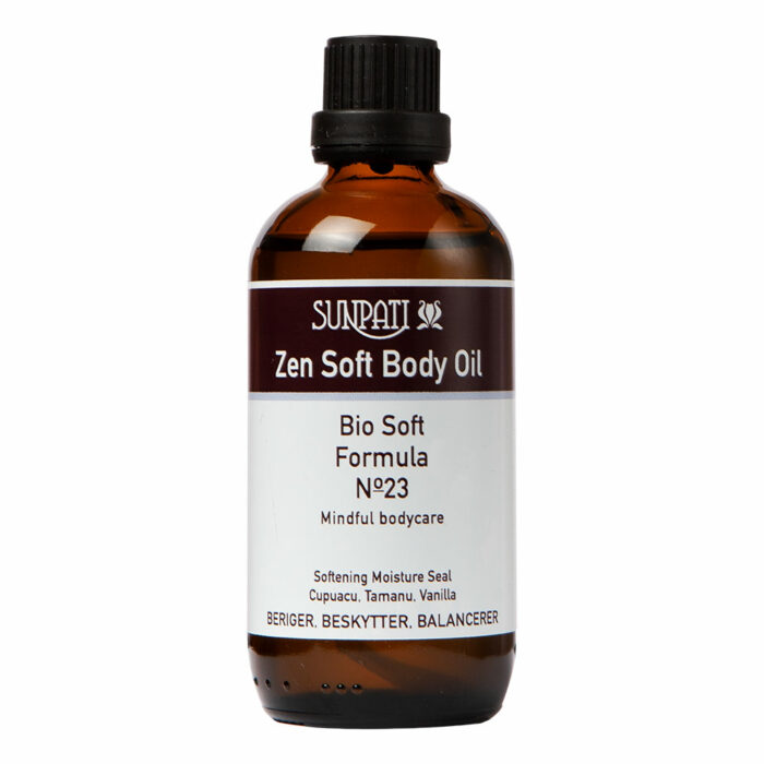 Sunpati Body Oil