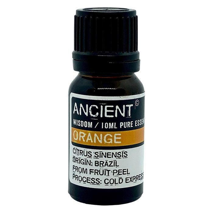 Appelsin, æterisk olie