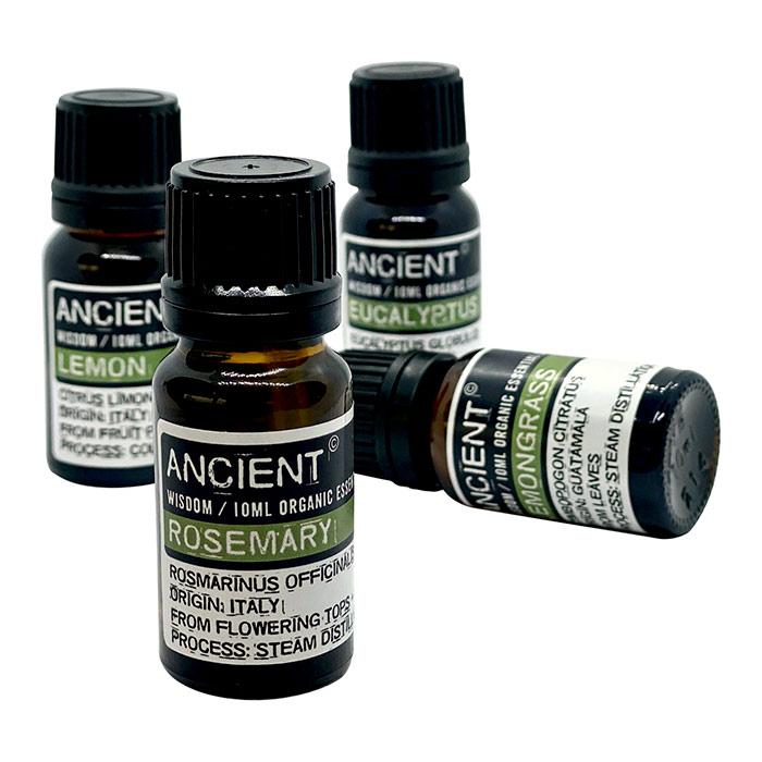 Æteriske olier