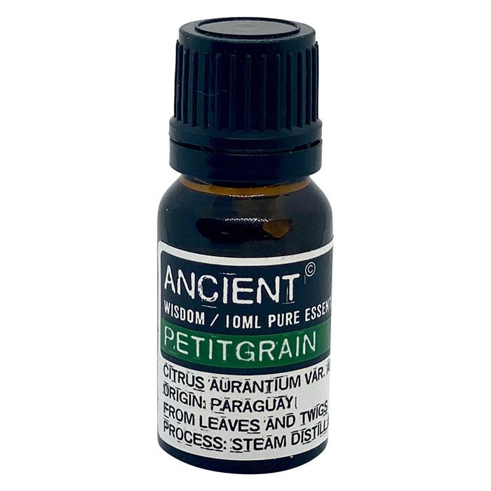 Petitgrain, æterisk olie