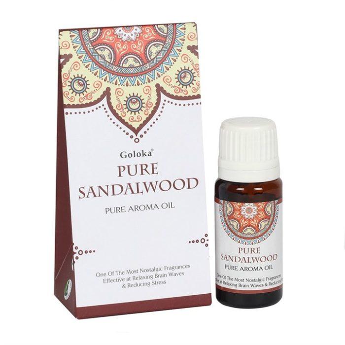 Goloka Sandeltræ Duftolie