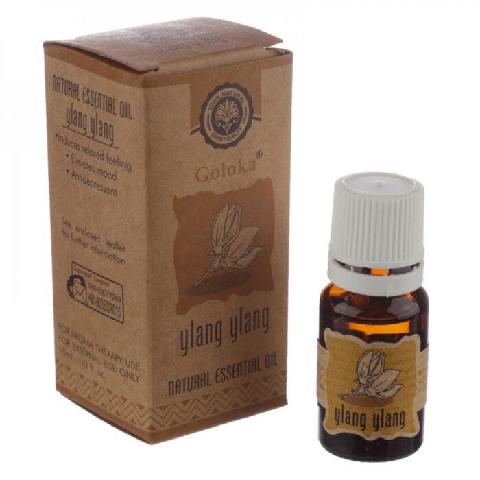 Æterisk olie Ylang-Ylang 1