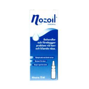 Nozoil Original, Nässpray 10 ml