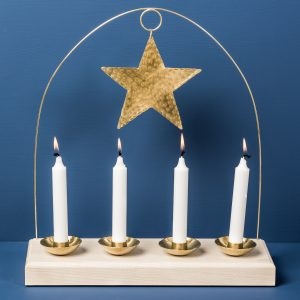 Advent Candlestick