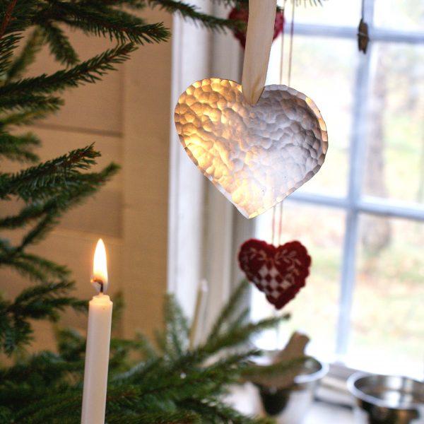 heart christmas decoration