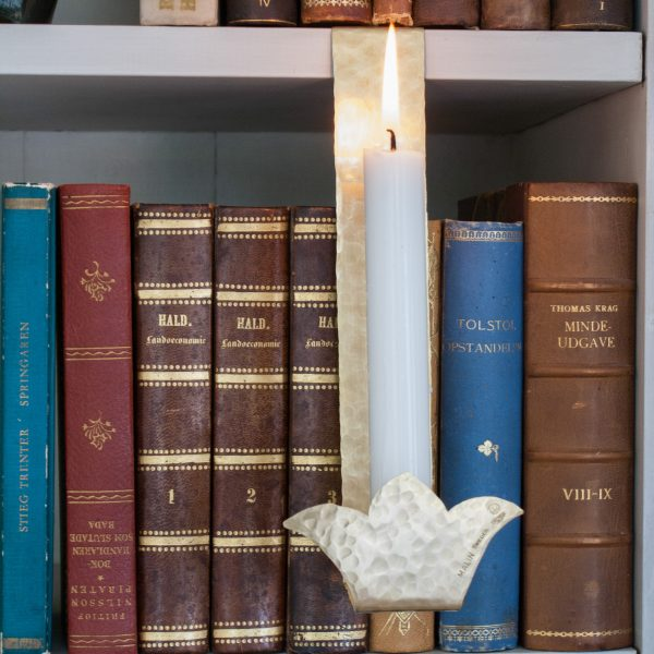 Bookcase sconce interior decoration handmade brass