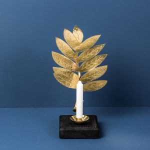 Leaf Sconce Rowan