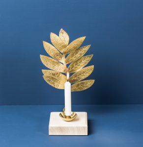 Rowan-leafsconce-brass-natur-malinappelgren