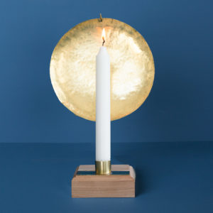 Moon-Sun Candleholder