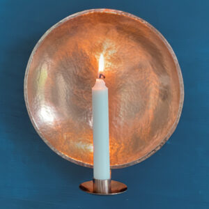 The Royal Wall Sconce, Copper