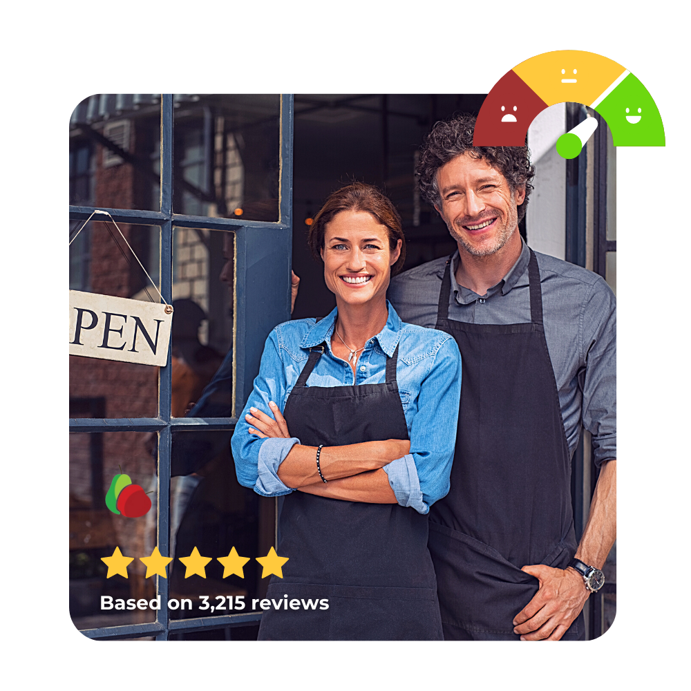 Apples and Pears 5 star rating