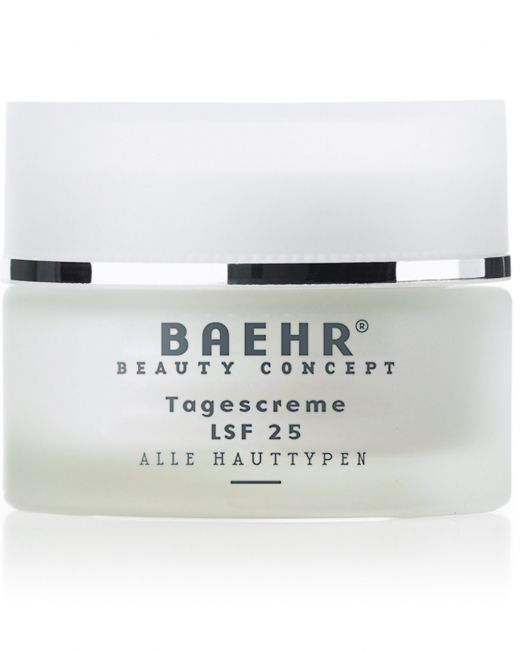 BAEHR BEAUTY CONCEPT TAGESCREME LSF 25 50 ML
