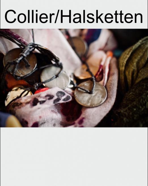 Collier - Halsketten