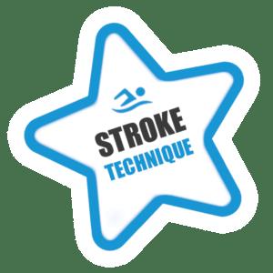 Rainbow Distance Stroke Certificates & Badges