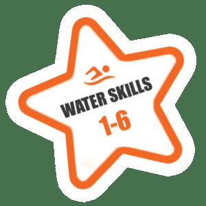 Water Skills Certificates & Badges