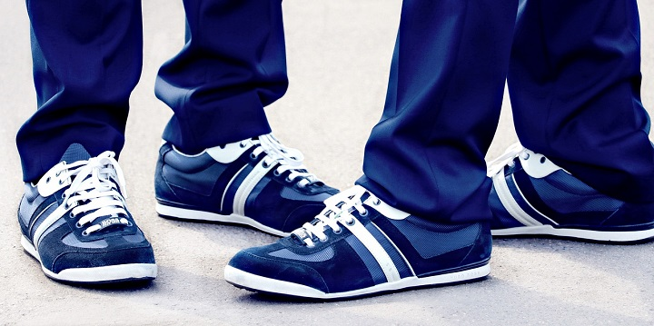 Altenpflege-Schuhe