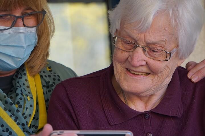 Arbeitskleidung Altenpflege