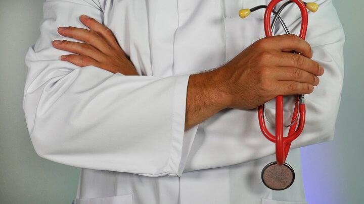 Arztkittel für Herren