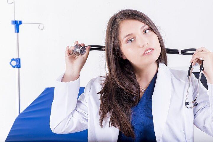 Medizinische Arbeitskleidung