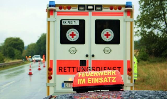 Rettungsdienstschuhe Sicherheitsschuhe Sanitäter