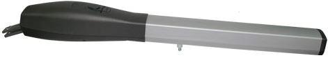 Accionador electromecánico diseñado para la automatización de puertas batientes de máximo 3 m.