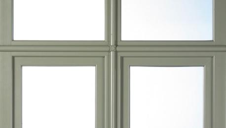 ventanas estilo Romántico en PVC, Sumum (Arcolinea, s.l.)