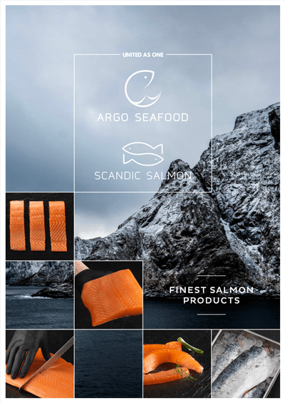 Argo Seafood Product Catalogue