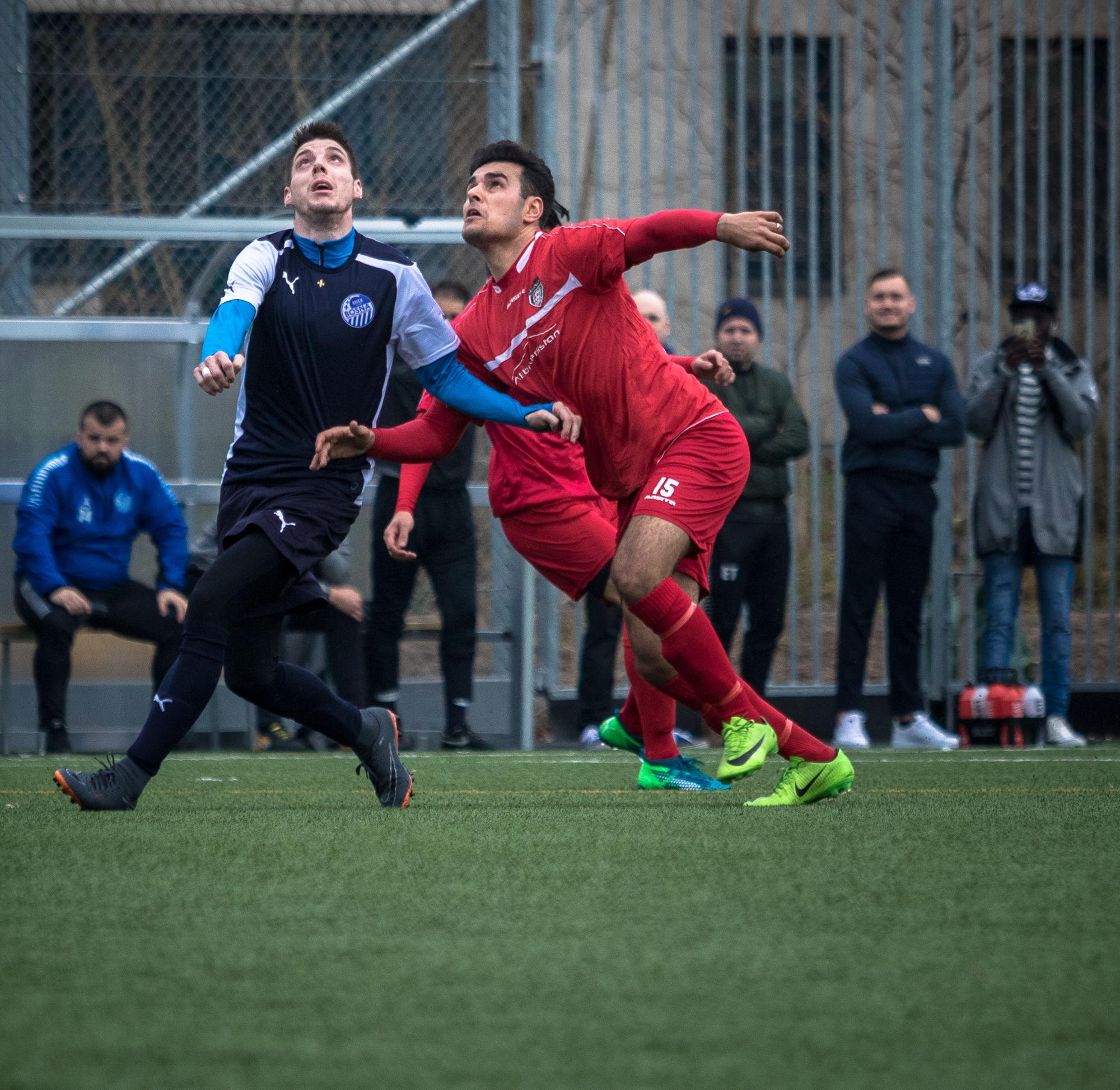 Ariana FC vs Bosna SK