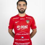 Norlla Amiri Ariana FC