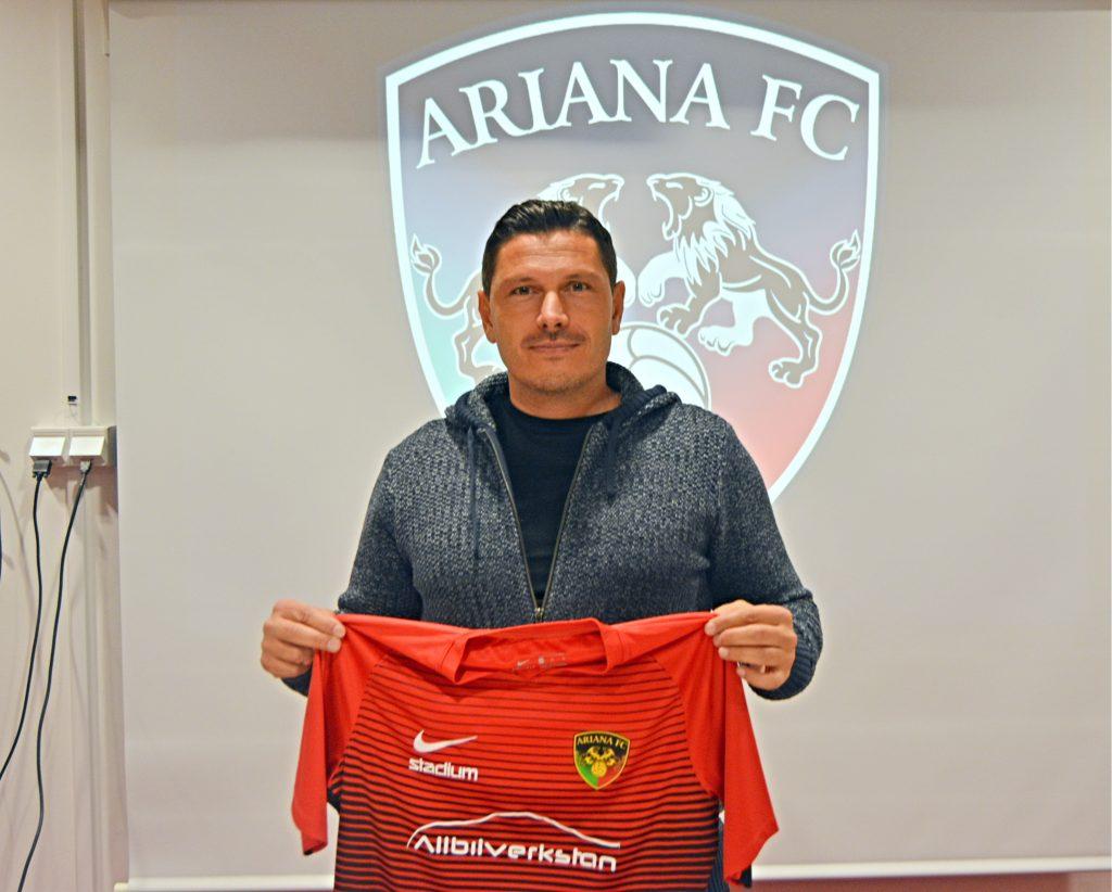 Erol Bekir Ariana FC