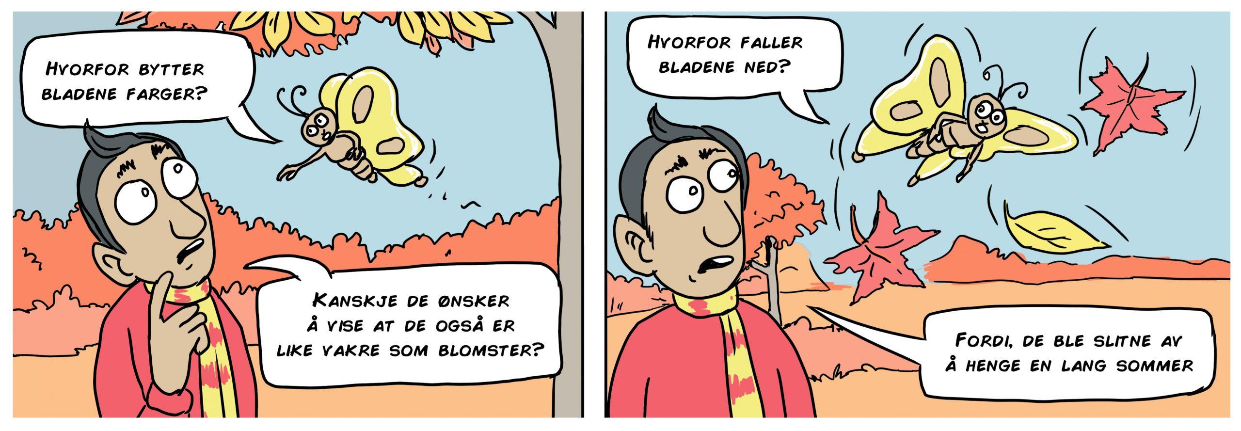 Autumn Høst