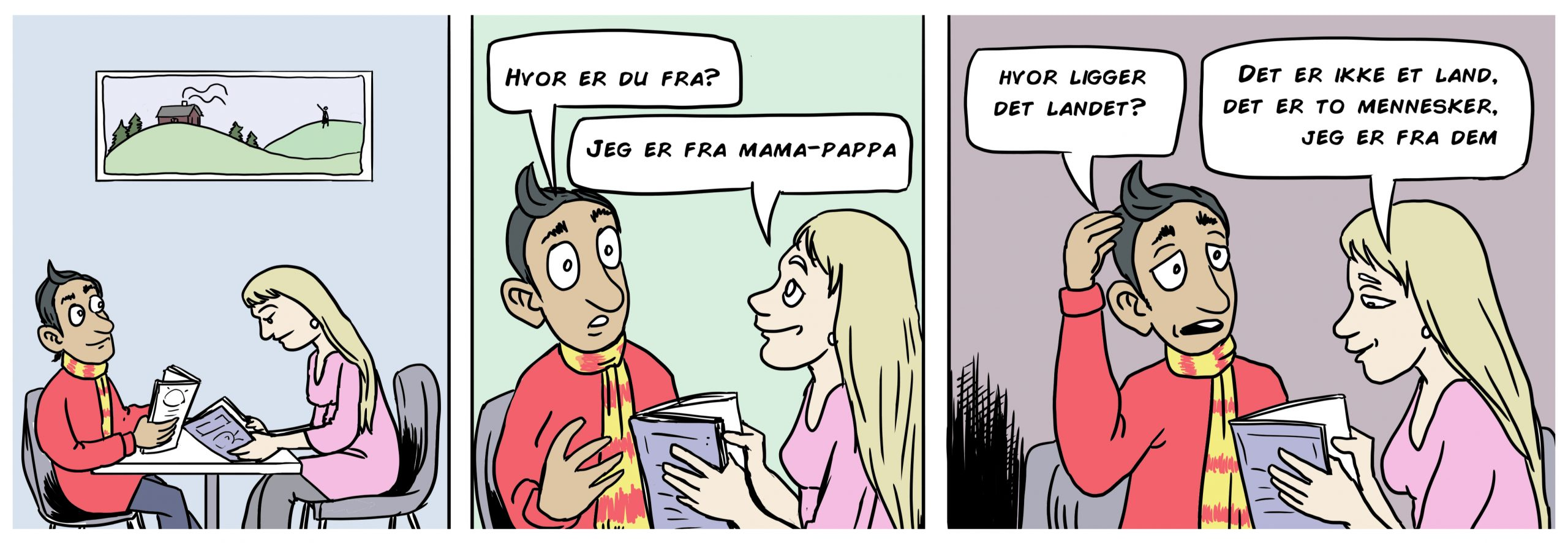 Mama Pappa