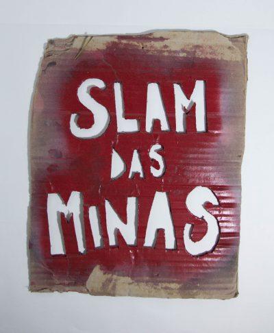 Estêncil Slam das Minas