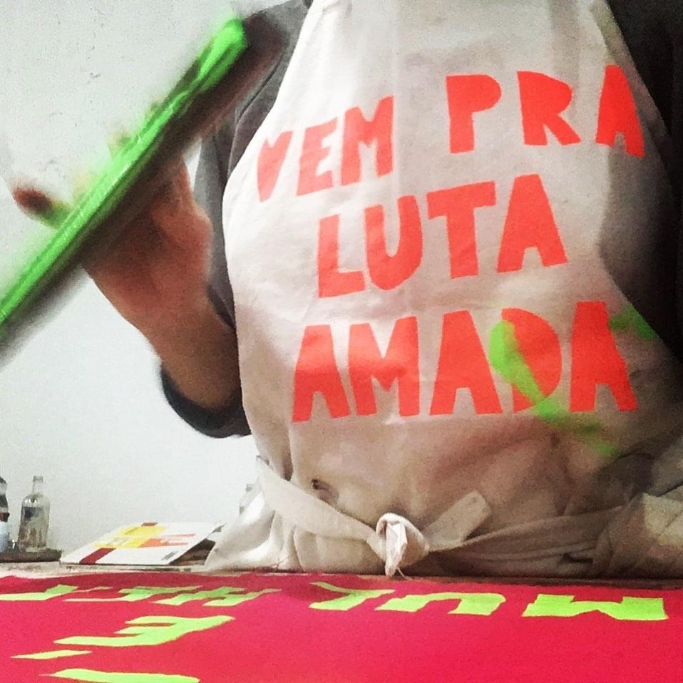 Vem pra Luta Amada (Come to the Beloved Fight)