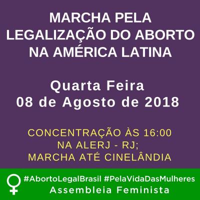 Peça digital pela Legalização do Aborto